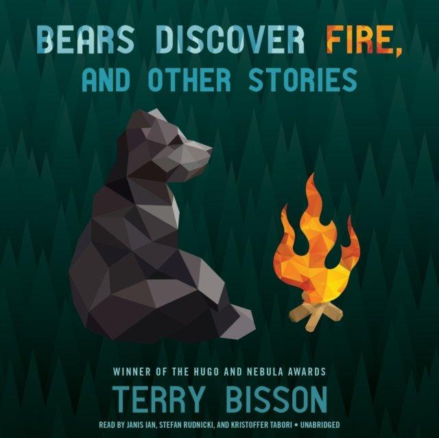 Bears Discover Fire, and Other Stories - Audiobook (Książka audio MP3) do pobrania w całości w archiwum ZIP