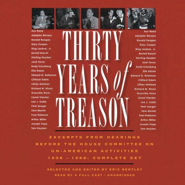 Thirty Years of Treason - Audiobook (Książka audio MP3) do pobrania w całości w archiwum ZIP