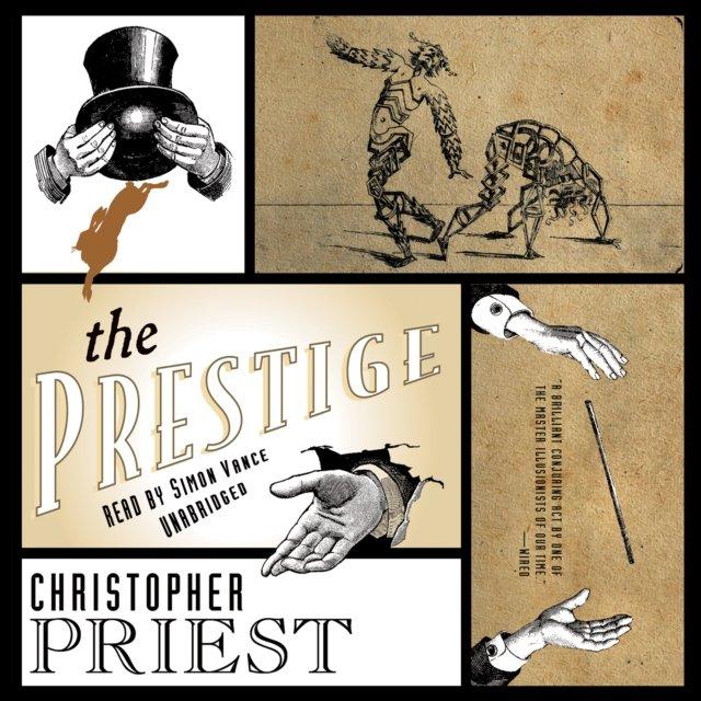 Prestige - Audiobook (Książka audio MP3) do pobrania w całości w archiwum ZIP
