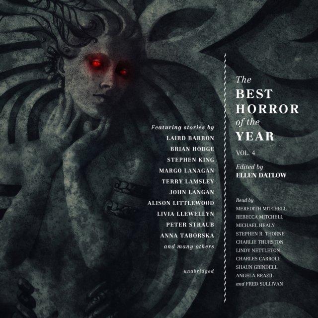 Best Horror of the Year, Vol. 4 - Audiobook (Książka audio MP3) do pobrania w całości w archiwum ZIP