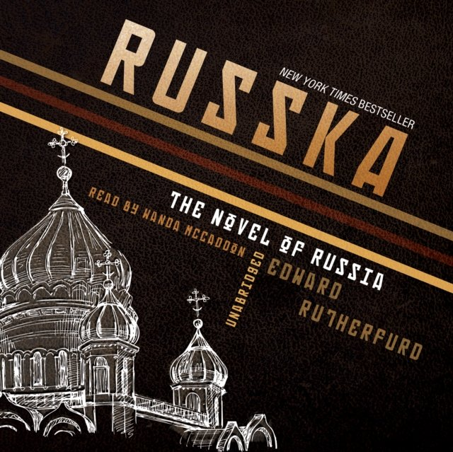 Russka - Audiobook (Książka audio MP3) do pobrania w całości w archiwum ZIP