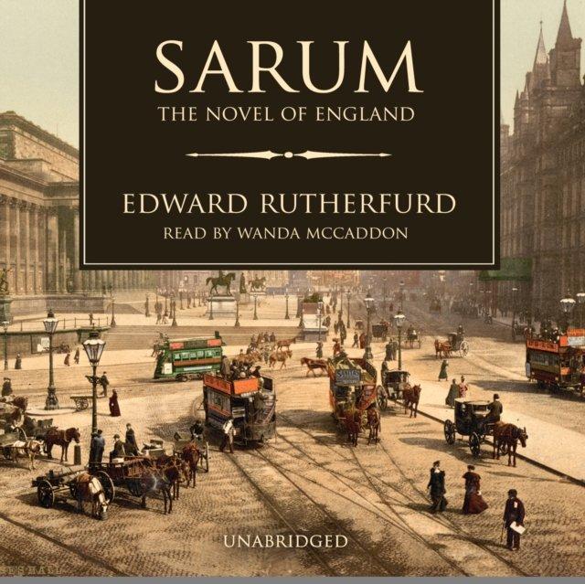 Sarum - Audiobook (Książka audio MP3) do pobrania w całości w archiwum ZIP