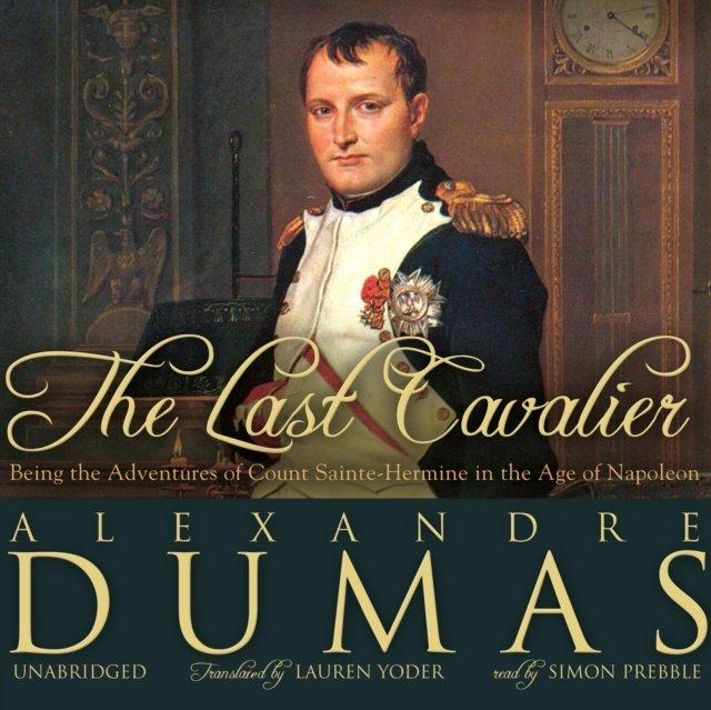 Last Cavalier - Audiobook (Książka audio MP3) do pobrania w całości w archiwum ZIP