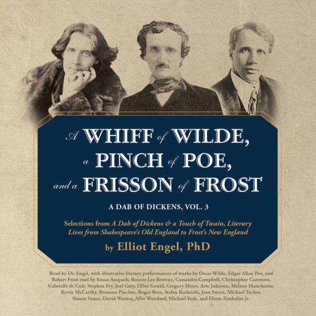 Whiff of Wilde, a Pinch of Poe, and a Frisson of Frost - Audiobook (Książka audio MP3) do pobrania w całości w archiwum ZIP