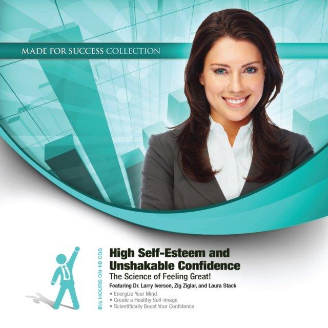 High Self-Esteem and Unshakable Confidence - Audiobook (Książka audio MP3) do pobrania w całości w archiwum ZIP