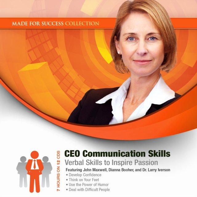CEO Communication Skills - Audiobook (Książka audio MP3) do pobrania w całości w archiwum ZIP