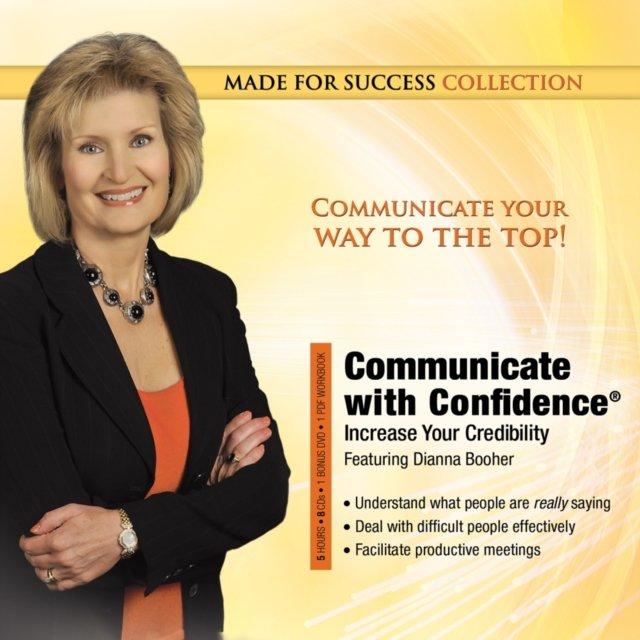 Communicate with Confidence - Audiobook (Książka audio MP3) do pobrania w całości w archiwum ZIP