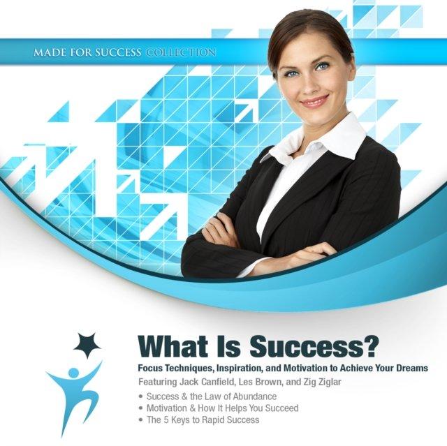 What Is Success? - Audiobook (Książka audio MP3) do pobrania w całości w archiwum ZIP
