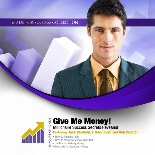 Give Me Money! - Audiobook (Książka audio MP3) do pobrania w całości w archiwum ZIP