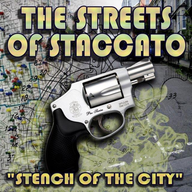 Streets of Staccato - Audiobook (Książka audio MP3) do pobrania w całości w archiwum ZIP