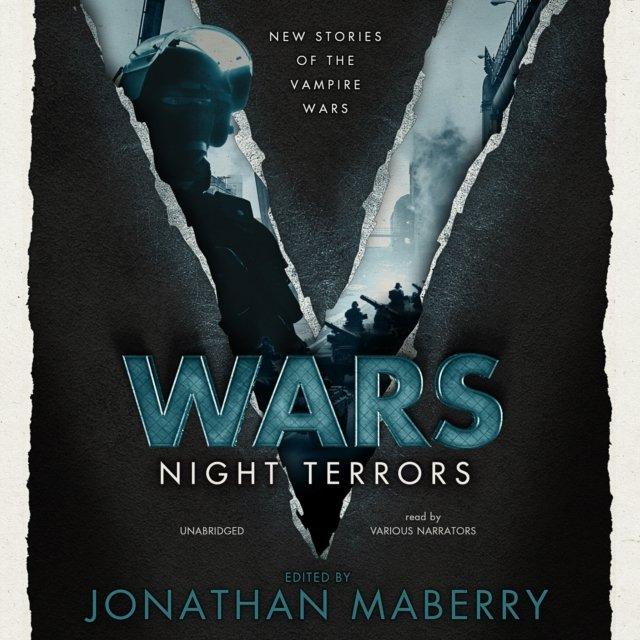 V Wars: Night Terrors - Audiobook (Książka audio MP3) do pobrania w całości w archiwum ZIP