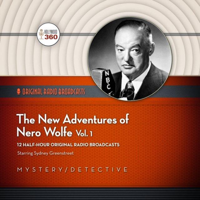 New Adventures of Nero Wolfe, Vol. 1 - Audiobook (Książka audio MP3) do pobrania w całości w archiwum ZIP
