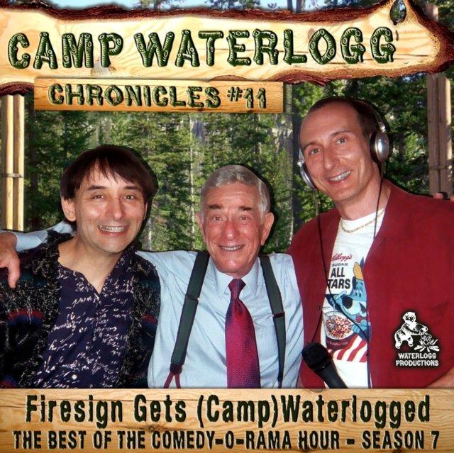 Camp Waterlogg Chronicles 11 - Audiobook (Książka audio MP3) do pobrania w całości w archiwum ZIP