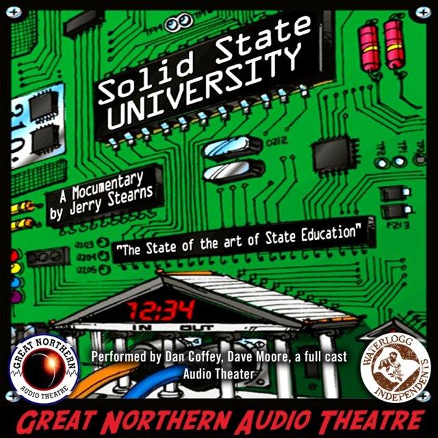Solid State University - Audiobook (Książka audio MP3) do pobrania w całości w archiwum ZIP
