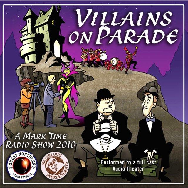 Villains on Parade - Audiobook (Książka audio MP3) do pobrania w całości w archiwum ZIP