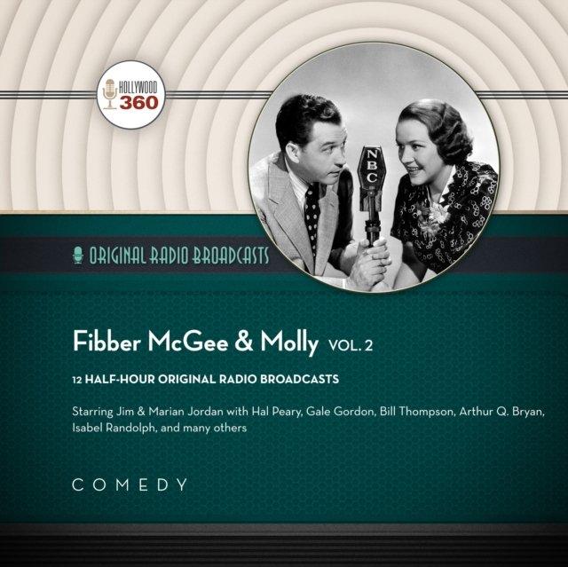 Fibber McGee & Molly, Vol. 2 - Audiobook (Książka audio MP3) do pobrania w całości w archiwum ZIP