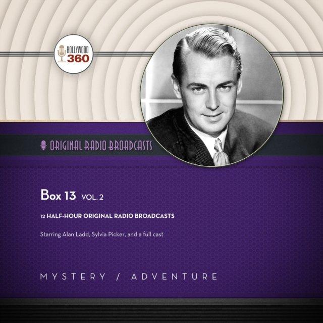 Box 13, Vol. 2 - Audiobook (Książka audio MP3) do pobrania w całości w archiwum ZIP