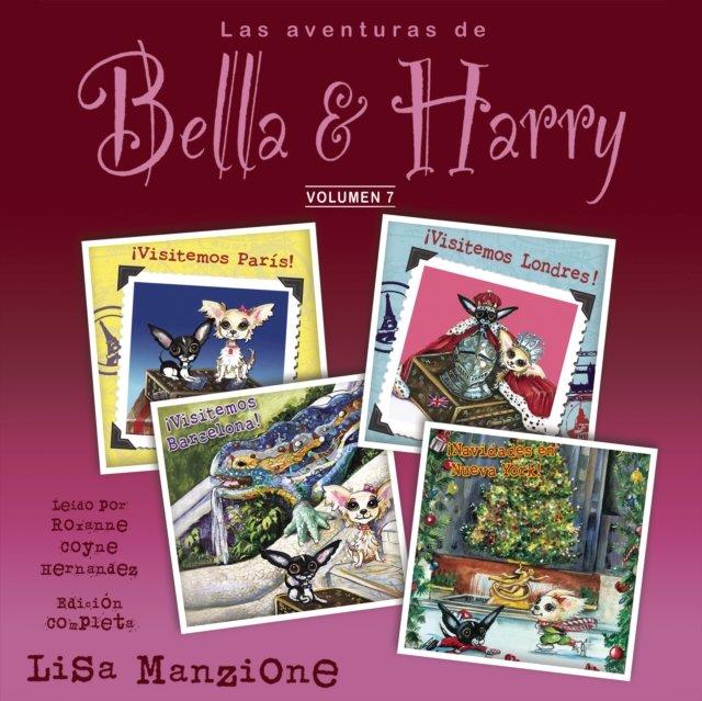Las Aventuras de Bella & Harry, Vol. 7 - Audiobook (Książka audio MP3) do pobrania w całości w archiwum ZIP