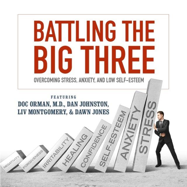 Battling the Big Three - Audiobook (Książka audio MP3) do pobrania w całości w archiwum ZIP