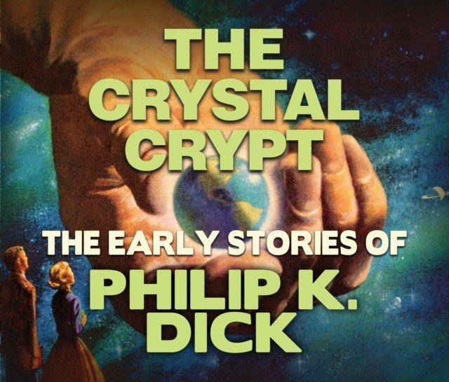 Crystal Crypt - Audiobook (Książka audio MP3) do pobrania w całości w archiwum ZIP