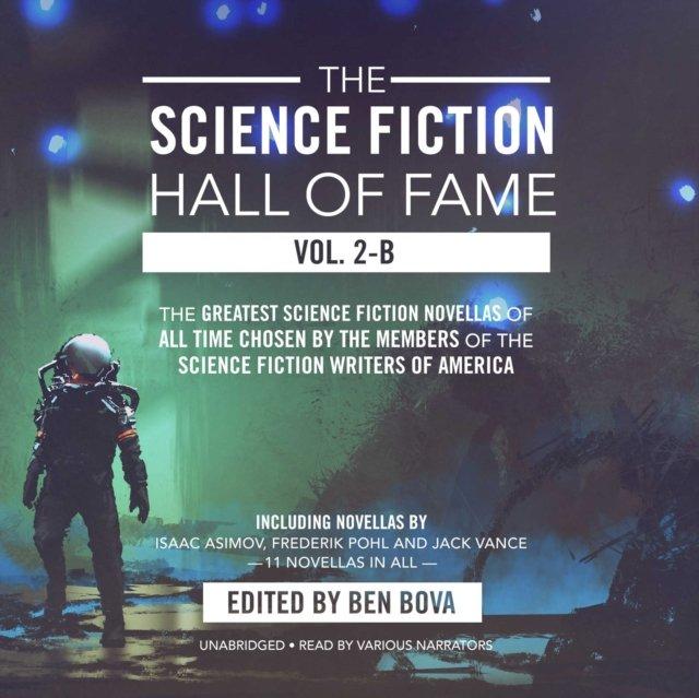 Science Fiction Hall of Fame, Vol. 2-B - Audiobook (Książka audio MP3) do pobrania w całości w archiwum ZIP