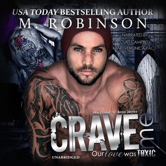 Crave Me - Audiobook (Książka audio MP3) do pobrania w całości w archiwum ZIP