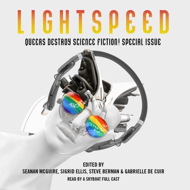 Queers Destroy Science Fiction! - Audiobook (Książka audio MP3) do pobrania w całości w archiwum ZIP