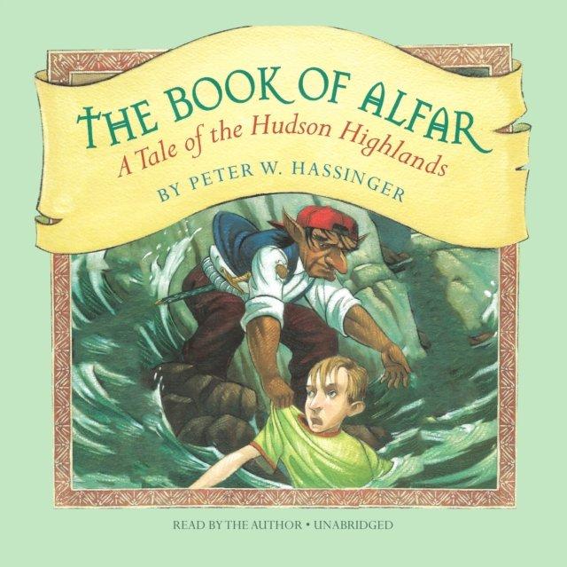 Book of Alfar - Audiobook (Książka audio MP3) do pobrania w całości w archiwum ZIP
