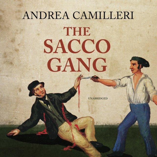 Sacco Gang - Audiobook (Książka audio MP3) do pobrania w całości w archiwum ZIP
