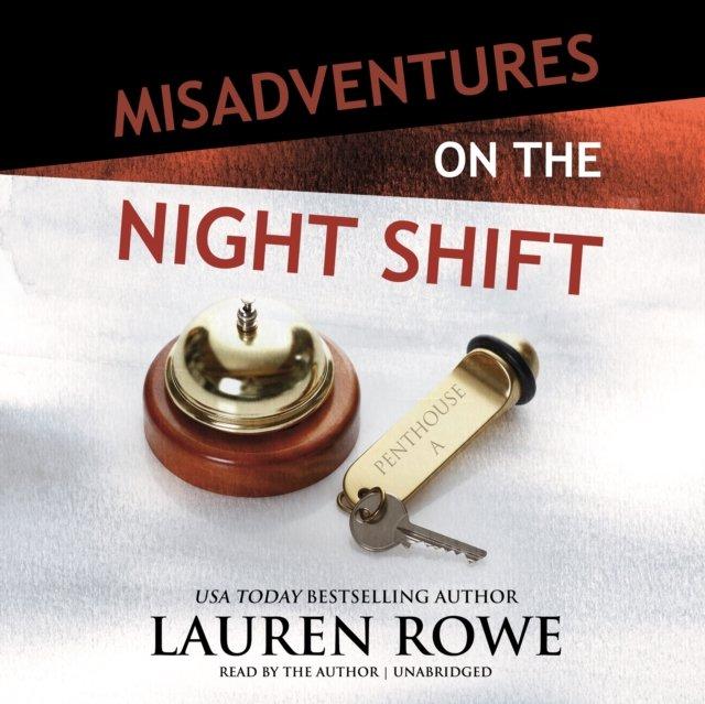 Misadventures on the Night Shift - Audiobook (Książka audio MP3) do pobrania w całości w archiwum ZIP