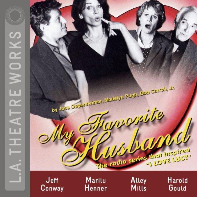 My Favorite Husband - Audiobook (Książka audio MP3) do pobrania w całości w archiwum ZIP