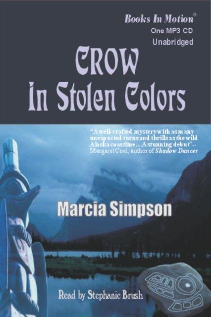Crow in Stolen Colors - Audiobook (Książka audio MP3) do pobrania w całości w archiwum ZIP