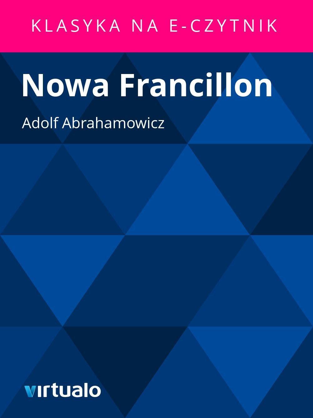 Nowa Francillon - Ebook (Książka EPUB) do pobrania w formacie EPUB