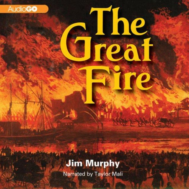 Great Fire - Audiobook (Książka audio MP3) do pobrania w całości w archiwum ZIP