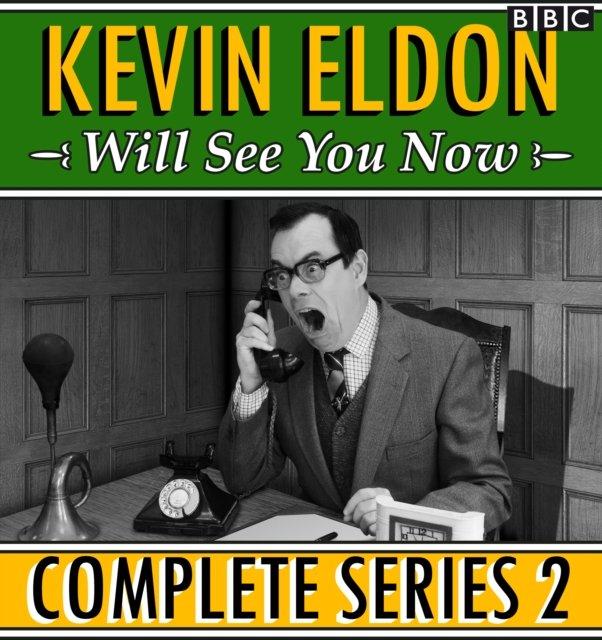 Kevin Eldon Will See you Now: The Complete Series 2 - Audiobook (Książka audio MP3) do pobrania w całości w archiwum ZIP