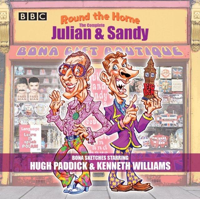Round the Horne: The Complete Julian & Sandy - Audiobook (Książka audio MP3) do pobrania w całości w archiwum ZIP