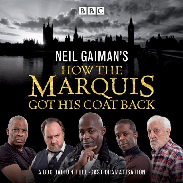 Neil Gaiman's How the Marquis Got His Coat Back - Audiobook (Książka audio MP3) do pobrania w całości w archiwum ZIP