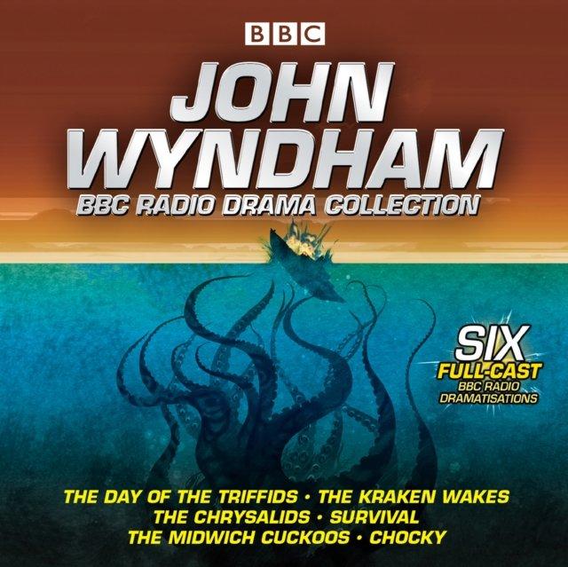 John Wyndham: A BBC Radio Drama Collection - Audiobook (Książka audio MP3) do pobrania w całości w archiwum ZIP