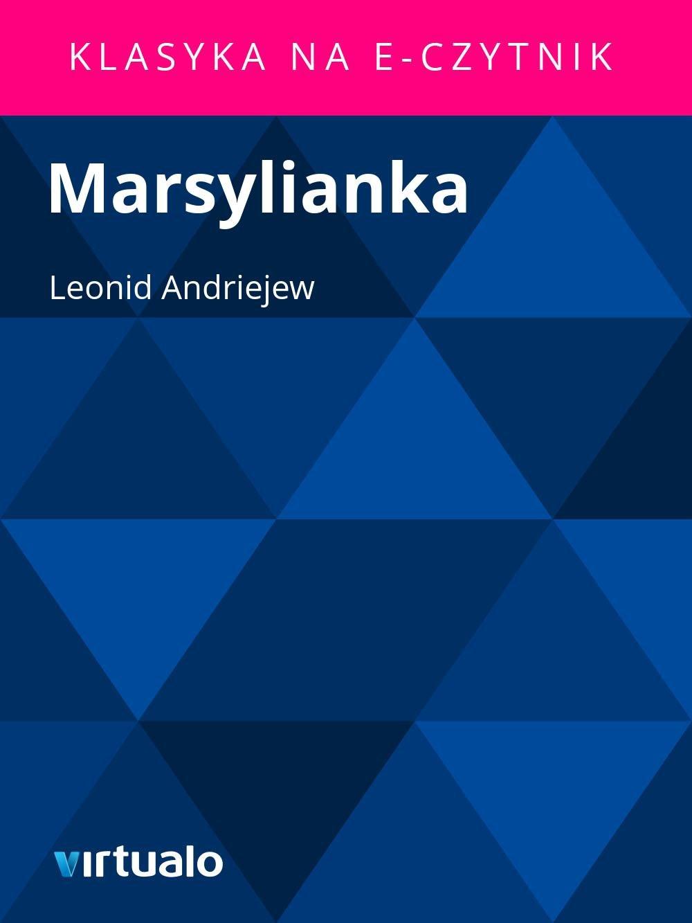 Marsylianka - Ebook (Książka EPUB) do pobrania w formacie EPUB