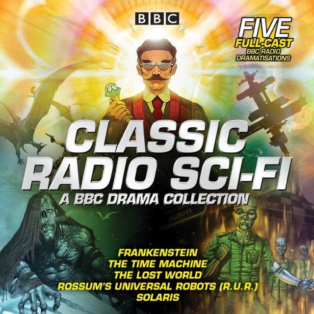 Classic Radio Sci-Fi: BBC Drama Collection - Audiobook (Książka audio MP3) do pobrania w całości w archiwum ZIP