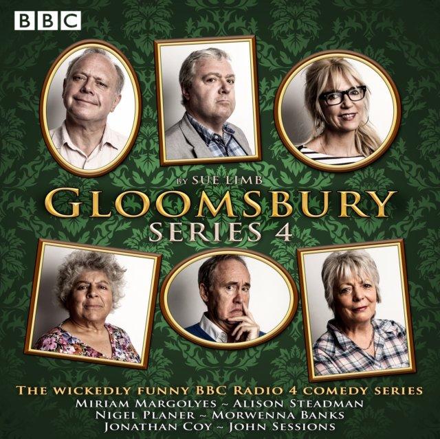 Gloomsbury: Series 4 - Audiobook (Książka audio MP3) do pobrania w całości w archiwum ZIP