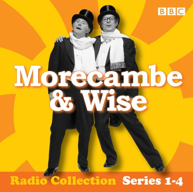 Morecambe & Wise: The Complete BBC Radio 2 Series - Audiobook (Książka audio MP3) do pobrania w całości w archiwum ZIP