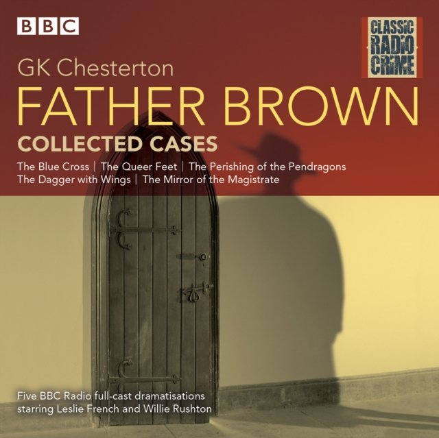 Father Brown: Collected Cases - Audiobook (Książka audio MP3) do pobrania w całości w archiwum ZIP