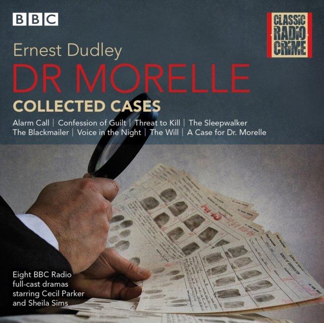 Dr Morelle: Collected Cases - Audiobook (Książka audio MP3) do pobrania w całości w archiwum ZIP