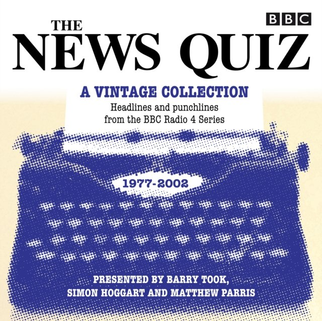 News Quiz: A Vintage Collection - Audiobook (Książka audio MP3) do pobrania w całości w archiwum ZIP