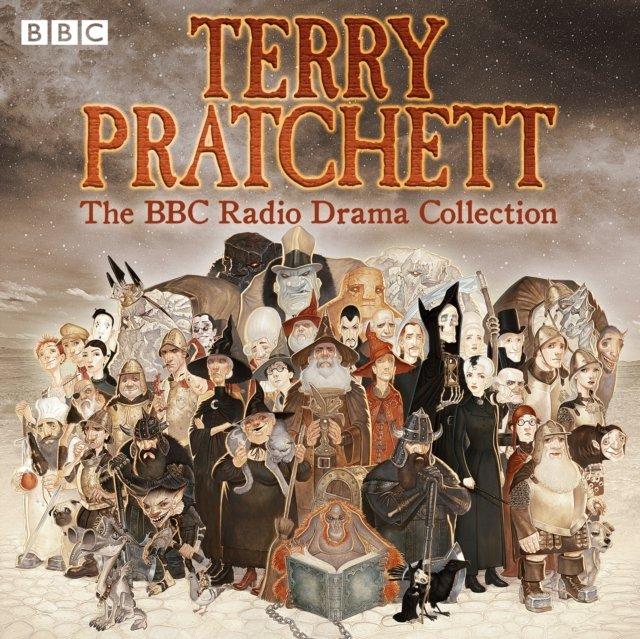 Terry Pratchett: The BBC Radio Drama Collection - Audiobook (Książka audio MP3) do pobrania w całości w archiwum ZIP