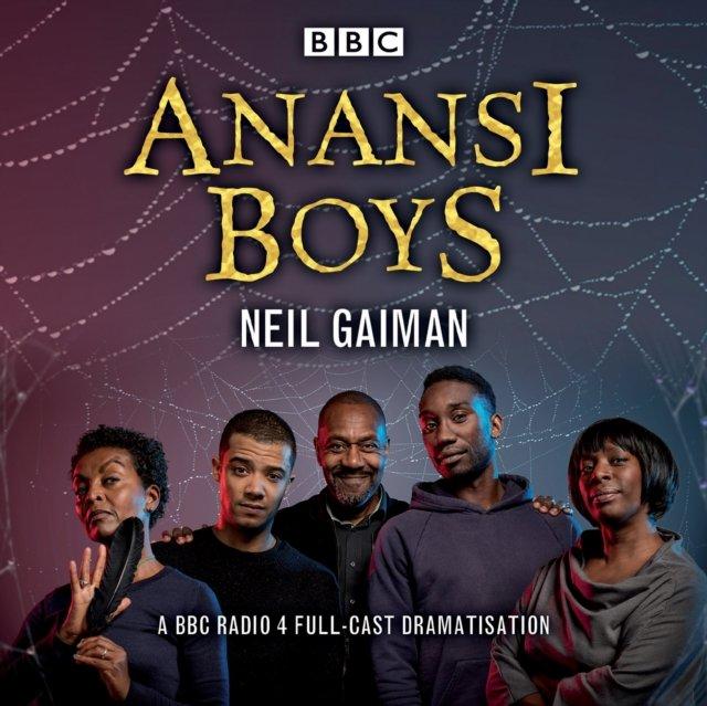 Anansi Boys - Audiobook (Książka audio MP3) do pobrania w całości w archiwum ZIP