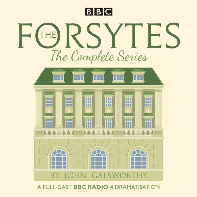 Forsytes: The Complete Series - Audiobook (Książka audio MP3) do pobrania w całości w archiwum ZIP