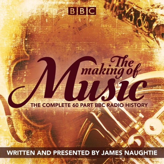 Making of Music - Audiobook (Książka audio MP3) do pobrania w całości w archiwum ZIP