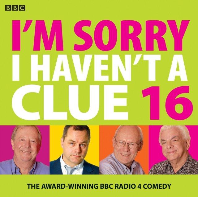 I'm Sorry I Haven't A Clue 16 - Audiobook (Książka audio MP3) do pobrania w całości w archiwum ZIP